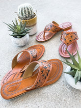 The Ritter Floral Tool Sandals