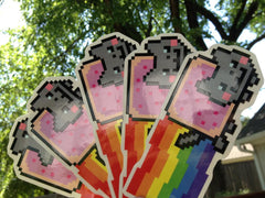 NYAN CAT STICKER (BACK IN STOCK!)