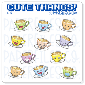 CT11 Latte Emojis (2 options)