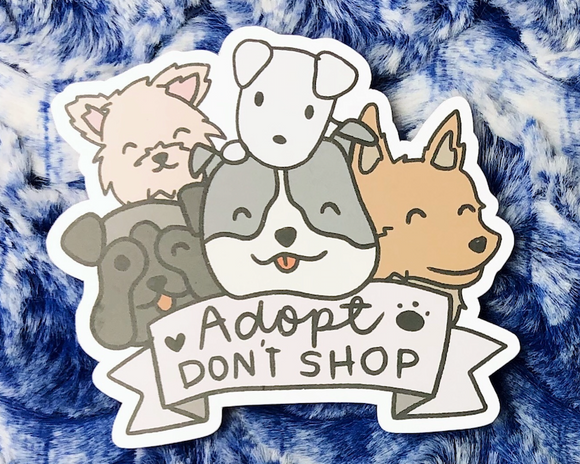 DC01 Adopt Don't Shop