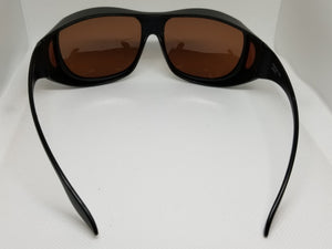 Fashion sunglasses: Solar Shield Fits Over (used) - Cositas Prácticas