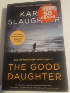 Book: The Good Daughter by Karin Slaughter (used) - Cositas Prácticas