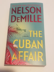 BOOK: The Cuban Affair, by Nelson DeMille (used) - Cositas Prácticas