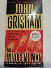 Load image into Gallery viewer, BOOK: The Innocent Man, by John Grisham (2018 edition) (used) - Cositas Prácticas
