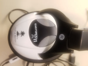 Ear Force X11 Amplified Stereo Headset with Chat (used) - Cositas Prácticas