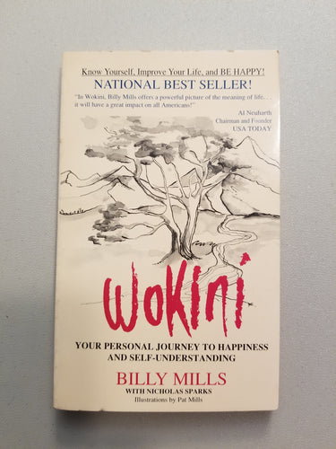 BOOK: Wokini: Your personal journey to happiness and self-understanding - Cositas Prácticas