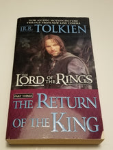 Load image into Gallery viewer, USED Book - The Lord of the Rings - The Return of the King - Part Three - Cositas Prácticas