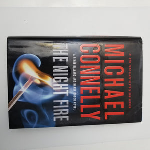 Book - Used - The Night Fire by Michael Connelly - Cositas Prácticas
