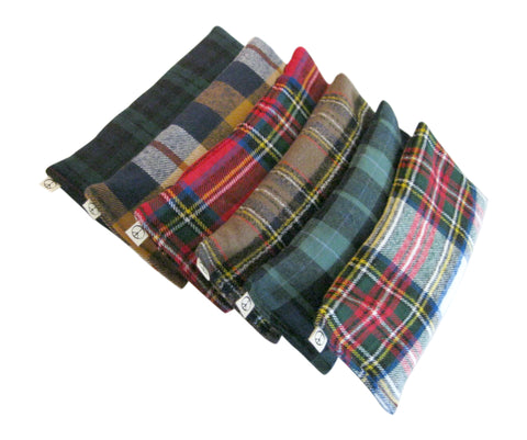 SCENTED Eye Pillow - 6 Plaids
