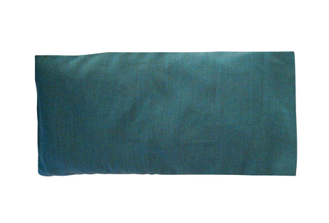 "Eye Pillow COVER ""Teal"""