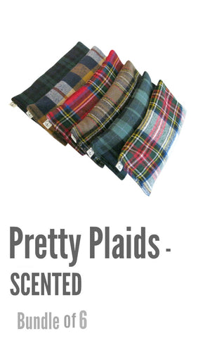 Plaid Flannel - SCENTED