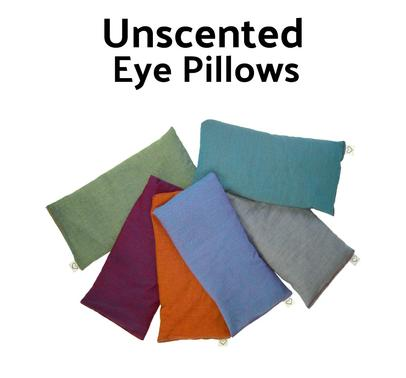 Unscented Eye Pillows