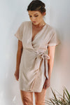 Brier Wrap Dress