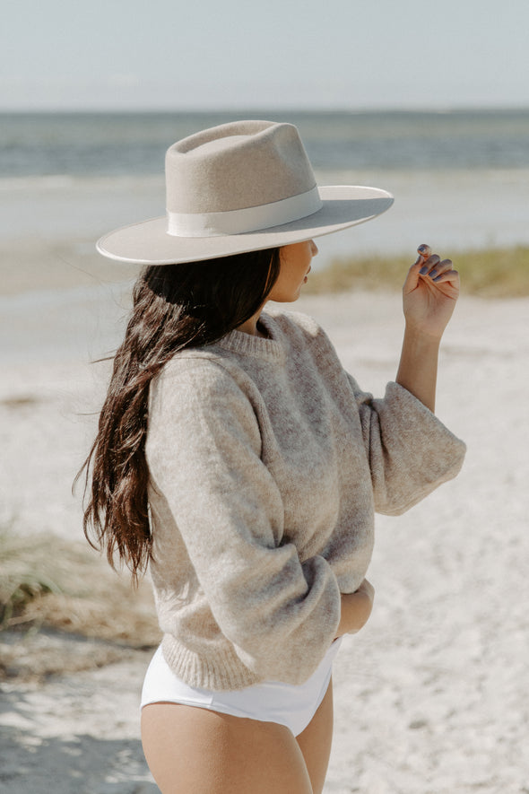 Seaside Knit Pullover