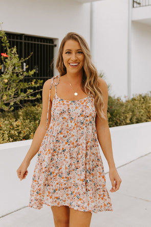 Samaria Sun Swing Dress