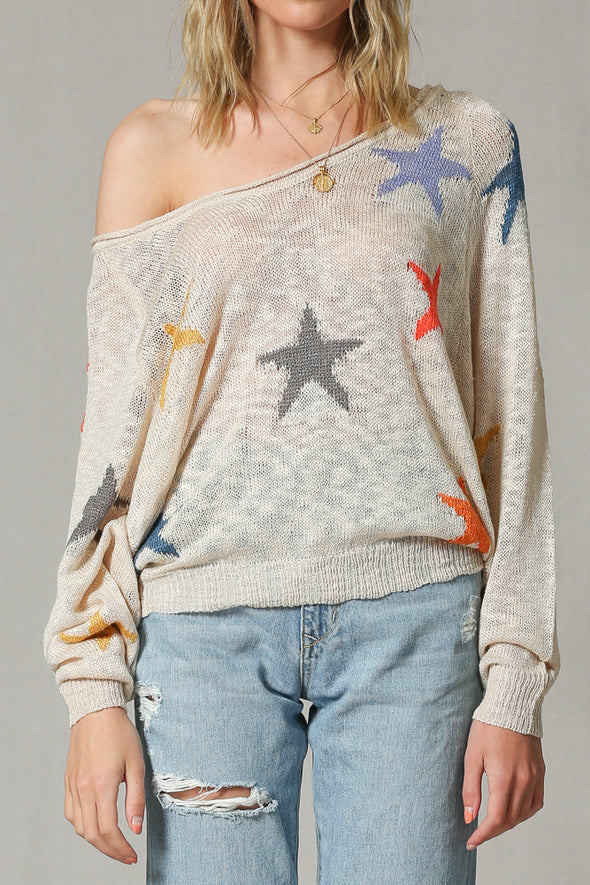 You're A Star Pullover