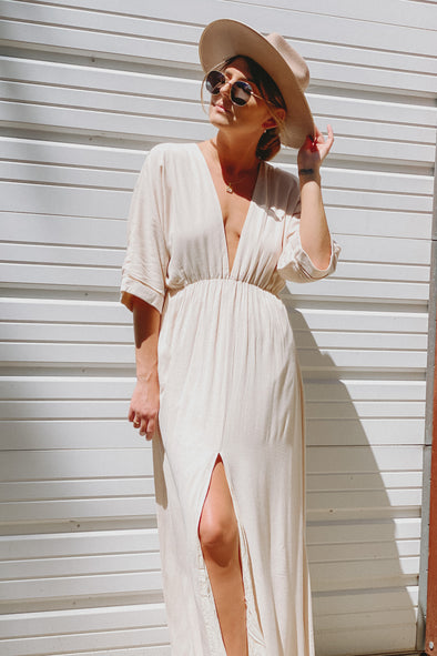 Biscayne Maxi Dress