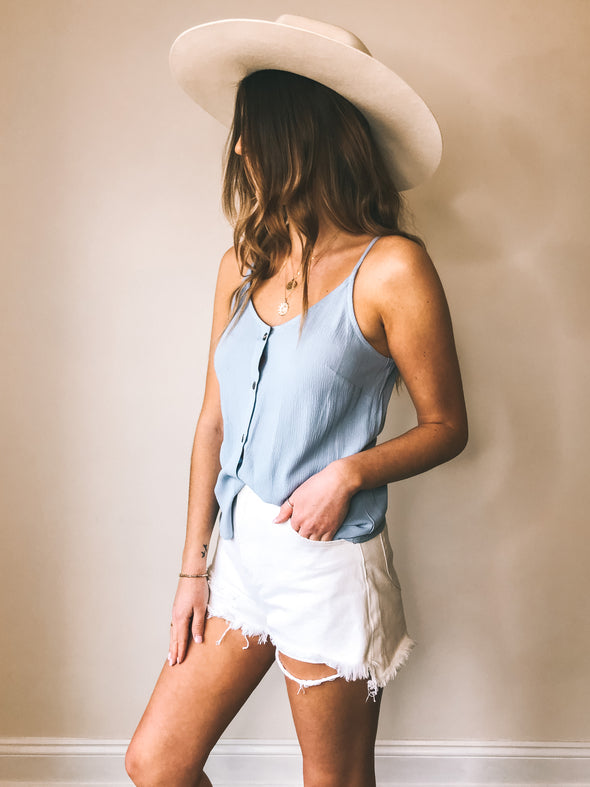 Skies Are Blue Camisole