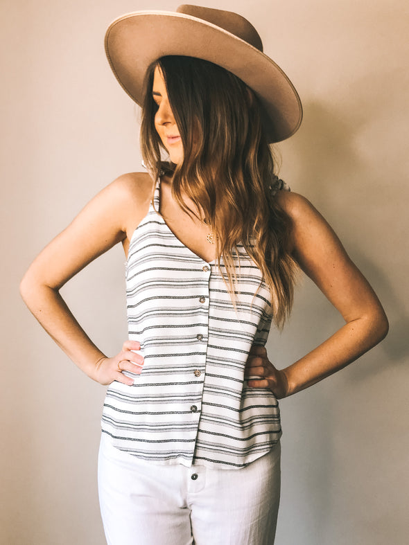 Myla Striped Top