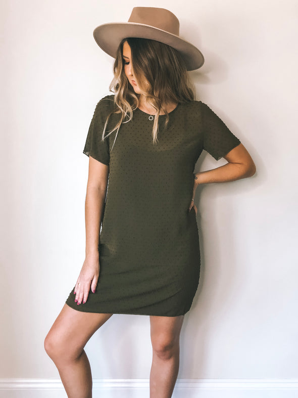 Knot Sisters Cici Shift Dress