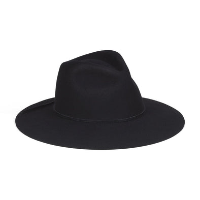 Lack of Color The Paco Hat - Black