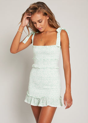 Mojito Please Cami Mini Dress