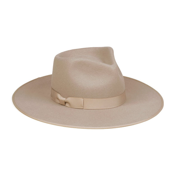 Lack of Color Zulu Rancher Hat - Sand