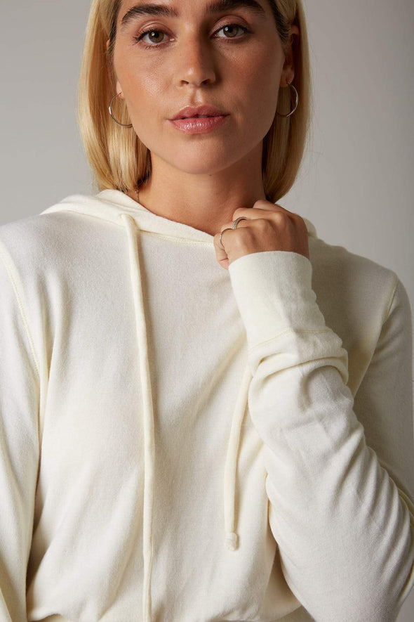 The Softest Hoodie - Ivory