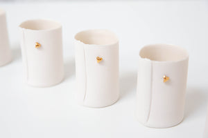 'Heart of Gold' - Tea light Holder