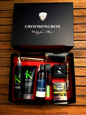 Groomingbox for Valentine's Day