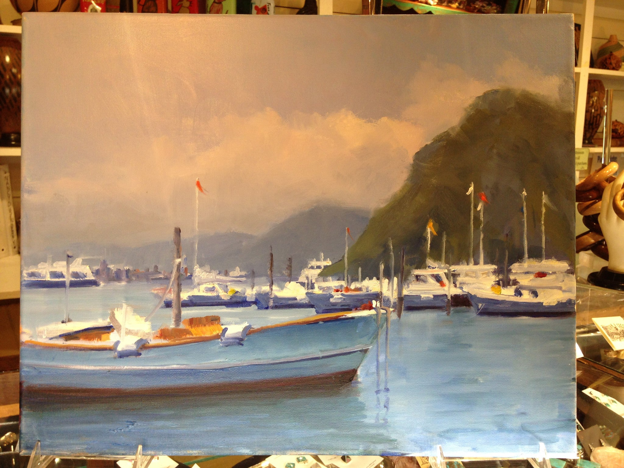 "Daly Smith's ""Capri Boats"""