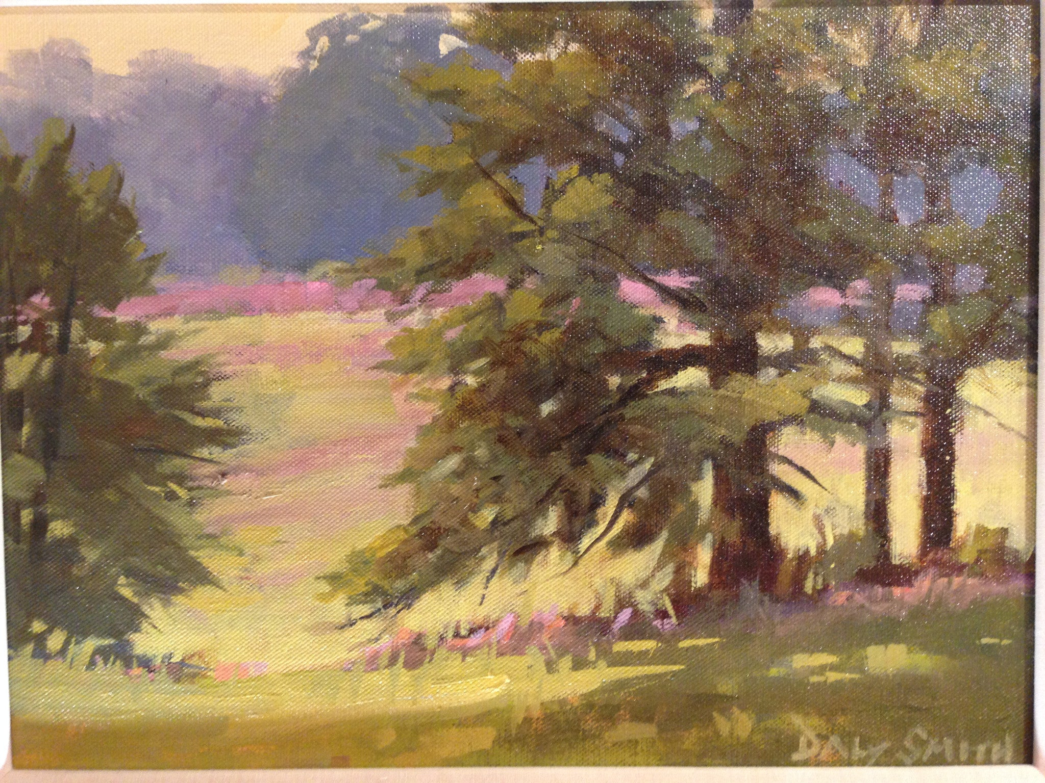 "Daly Smith's ""The Pasture Beyond"""