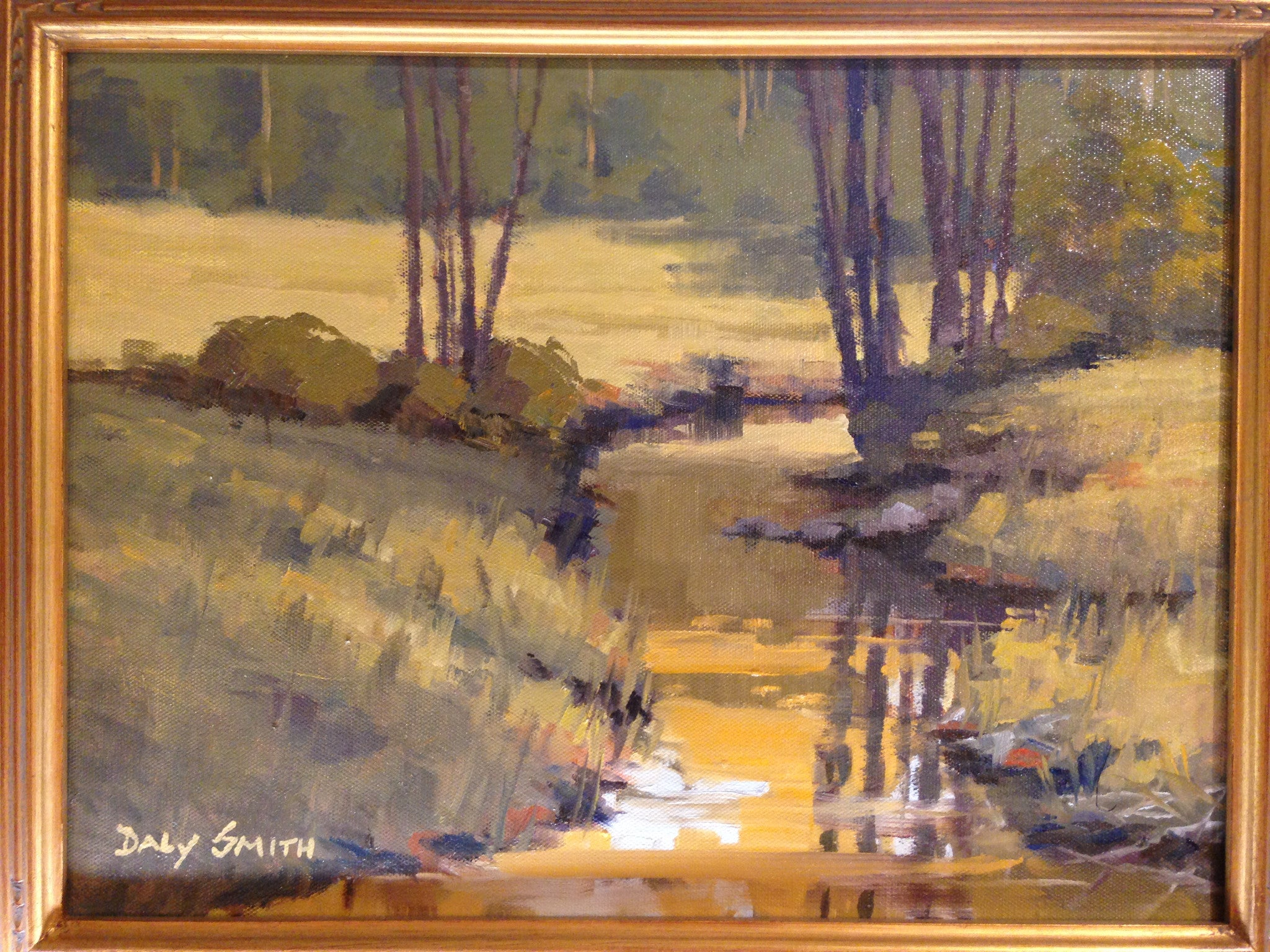 "Daly Smith's ""Bend in the Stream"""