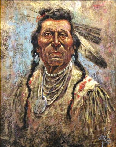 Bob Moline  One Gun Blackfoot