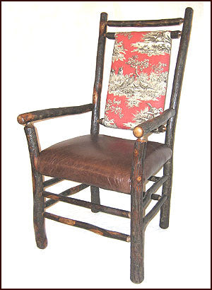 Tall Pines Arm Chair