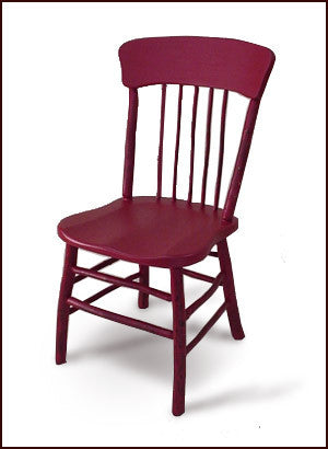 Pressback Kitchen Chair
