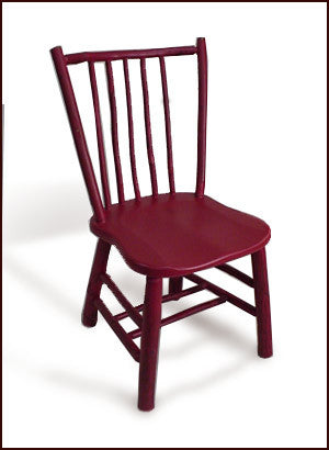 Spindleback Kitchen Chair