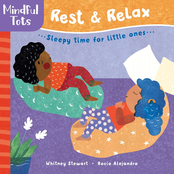 Mindful Tots- Rest and Relax: Available April 2020!