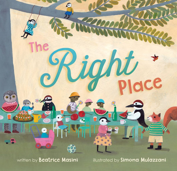 The Right Place (hardcover)