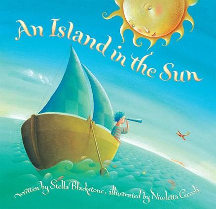 An Island in the Sun (Board Book)