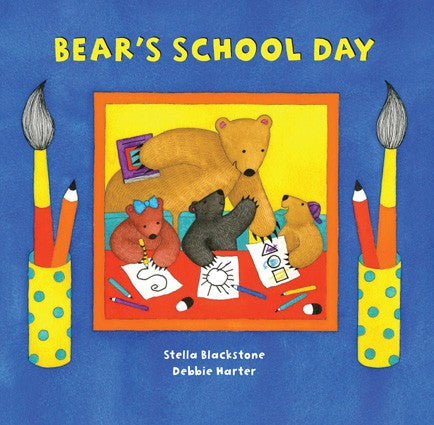 Bear's School Day (Paperback)