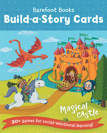 Build-a-Story Cards: Magic Castle