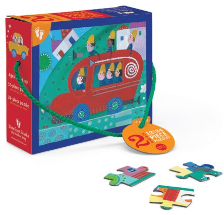 The Journey Home From Grandpa's Puzzle (2-in-a-Box)