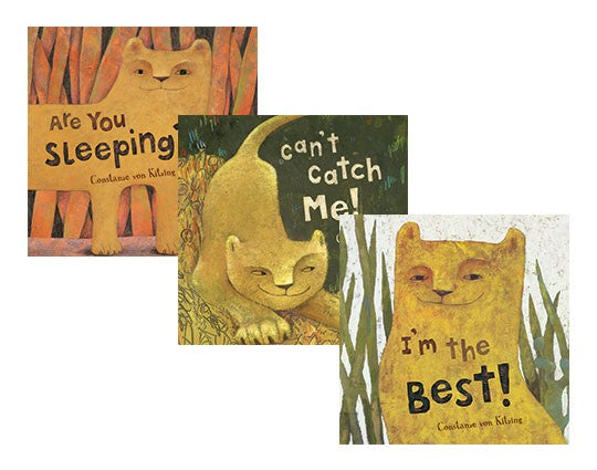 Emerging Reader Set- Little Lion (hardcover)