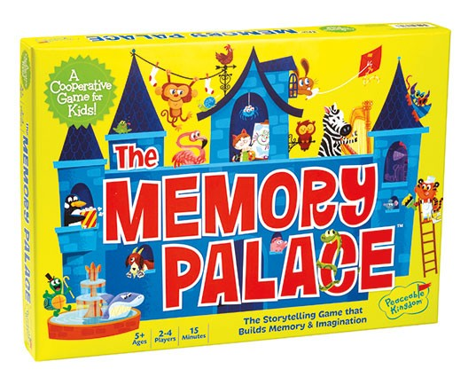 The Memory Palace Game