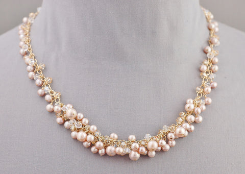 Rosie Necklace-RSGLD