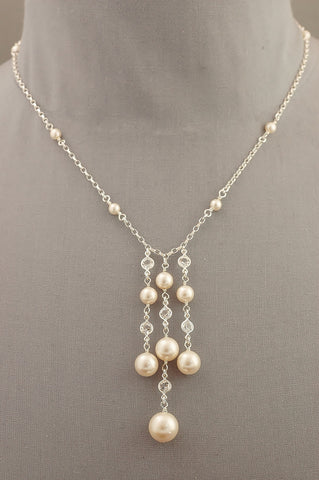 Arianne Necklace-S/C