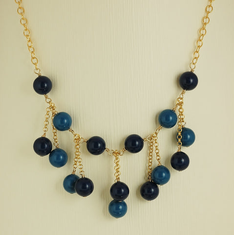 Double Take Necklace-MB