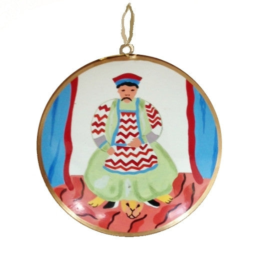 Copy of Christmas Ornaments
