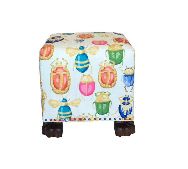Cottage Stool in Buggy